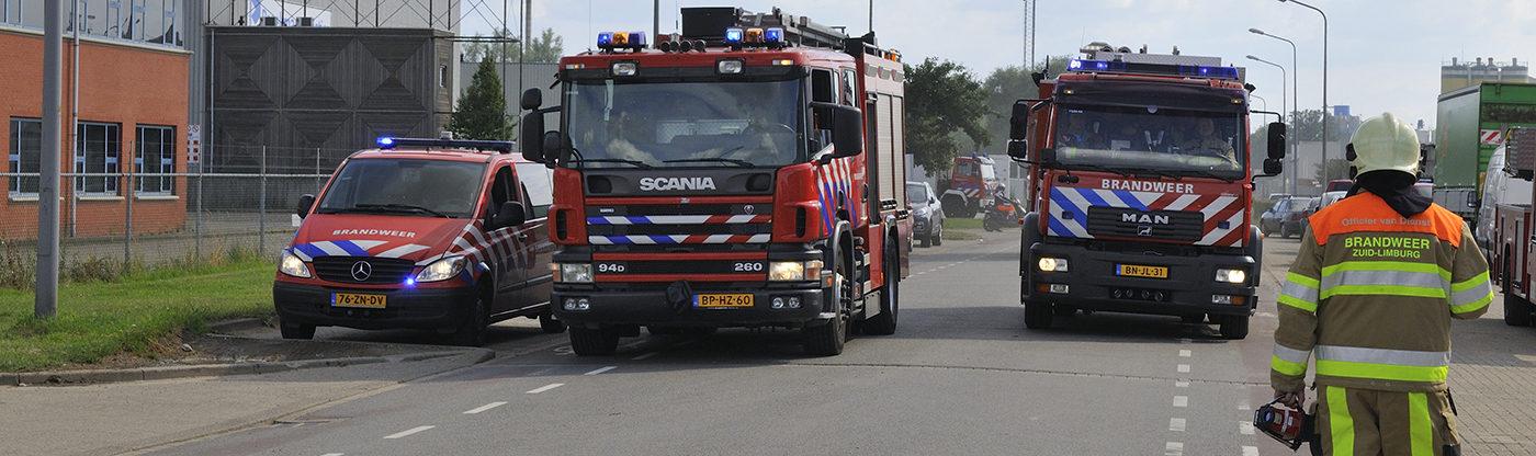 Brandweer Zuid-Limburg  Team FVT
